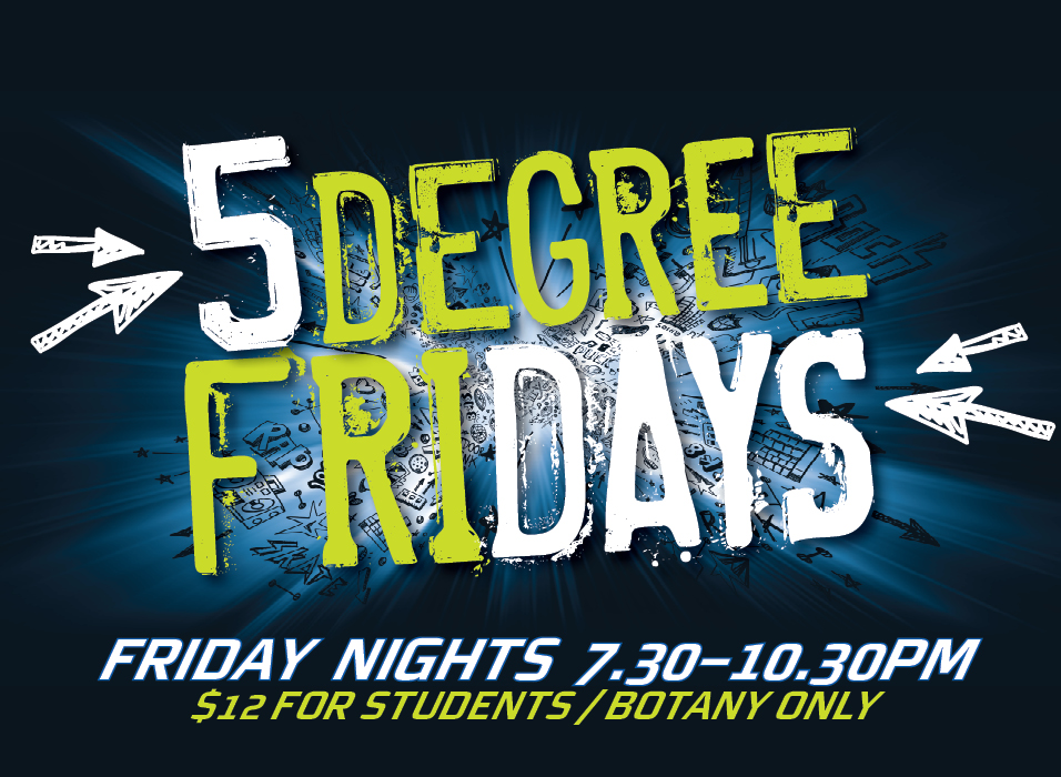 5 Degree Fridays